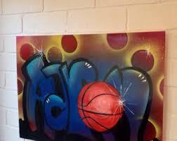 How To Graffiti With Spray Paint - spray paint art etsy