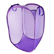Popup Laundry Hamper by Laundry Bag Basket Pop Up Hamper Foldable Clothes Storage Bin