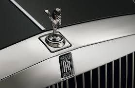 spirit of ecstasy emblem stolen from garaged rolls royce car