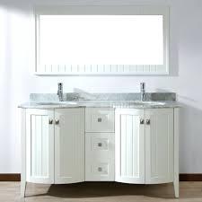 Double Vanity Lowes Bathrooms Design Inch Vanity Top Double Sink Bathroom Wall Mount