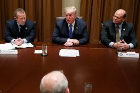 Trump Kumbaya Trump Top Democrats Reach Deal On Young Immigrants The Blade