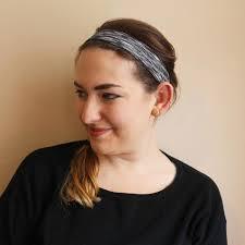 headbands that don t slip non slip headbands ponya bands