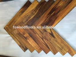 tobacco road teak herringbone hardwood flooring