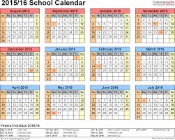 2016 school calendar fotolip rich image and wallpaper