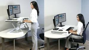 Adjustable Standing Sitting Desk Desk Standing Desk Vs Sitting On X Elite Pro Height