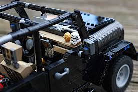 lego city jeep tell lego it has to build this impeccable fan made jeep wrangler