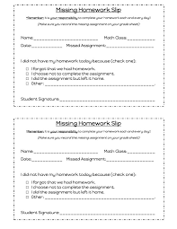 Assignment Form Best 25 Missing Homework Ideas On Pinterest Missing Work Late