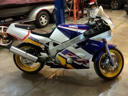 5 285 miles u2013 1994 yamaha fzr600 bike urious