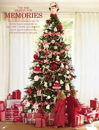 pottery barn tree decor