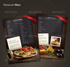 menu flyer design restaurant flyer template 56 free word pdf psd
