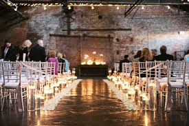 Wedding Aisle Decorations 15 Candle Decor Ideas