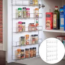 wall mounted kitchen storage cupboards kitchen spice rack cabinet organizer diy kitchen storage