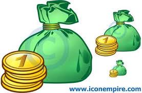clipart money green money bag clip clipart panda free clipart images