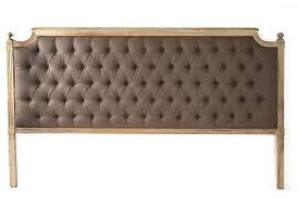 bedroom graceful diamond tufted steel grey velvet wingback