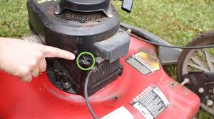 how to start a push lawn mower 14 steps with pictures wikihow