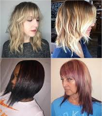 differnt styles to cut hair 102 of the best shoulder length haircuts for this season