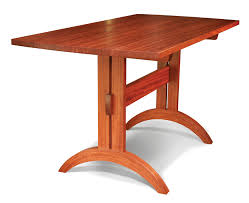 shaker trestle table aw popular woodworking magazine