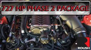 2015 mustang supercharged 2015 17 mustang gt 727hp roush phase 2 supercharger package