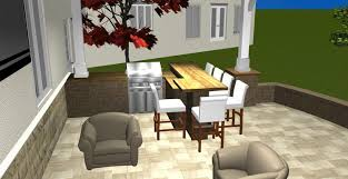 outdoor kitchens u2013 columbus decks porches and patios by archadeck