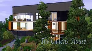 Twilight House Sims 3 Twilight Cullen Houses For Download Sims 3 Gamer Sims 3 Gamer