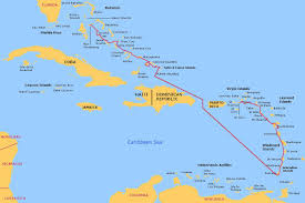Map Of Virgin Islands Map Virgin Islands May 2012 To Nassau March 2013 U2013 The