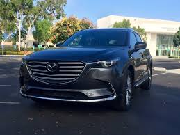 mazda 4 by 4 review you can like the mazda cx 9 even if you don u0027t have kids