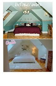 home staging chambre une chambre sous les combles exemple pour du home staging