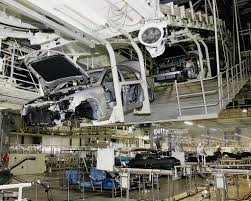 lexus used car in delhi toyota motor u0027s lexus cars being assemble pictures getty images