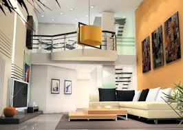 Yellow Fireplace by Stupendous Living Room High Ceiling Design With Sandstone Wall