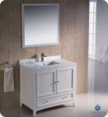 Discounted Bathroom Vanity by Fresca Oxford 36