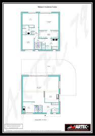 plan maison etage 3 chambres plan maison etage 100m2 déco plan maison incroyable 15 vitry sur
