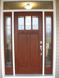 big mahogany dark front door white glass idea red paint colors