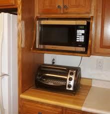 Free Standing Wood Shelf Plans by Best 25 Microwave Shelf Ideas On Pinterest Open Kitchen