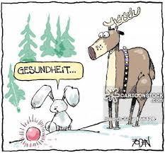 rudolph the nosed reindeer and comics