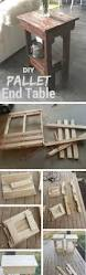 15 easy diy tables that you can actually build yourself pallet