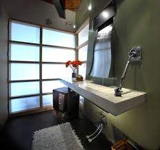 Industrial Style Bathroom Vanity by Inspiring Industrial Bathroom Ideas