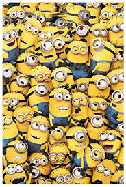 minion wrapping paper army of minions fleece blanket bed throw co uk kitchen home
