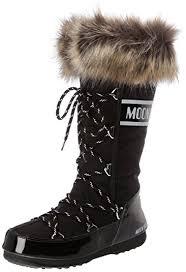 womens boots amazon uk moon boot w e monaco womens boots amazon co uk shoes bags