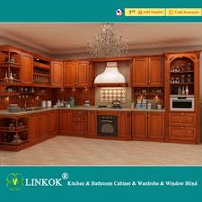 Wooden Kitchen Cabinets Wholesale Cabinet Solid Wood Kitchen Cabinets Wholesale Linkok Furniture
