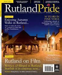 rutland pride october 2016 by pride magazines ltd issuu