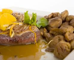 cuisiner magret de canard poele recette magret de canard poêle aux marrons aux fruits et poivre au
