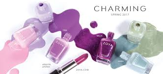 ehmkay nails press release zoya charming for spring 2017