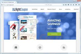 how to uninstall ads by rightcoupon virus removal instructions
