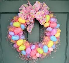 how to make easter wreaths how to make a chic easter wreath itself interior design ideas
