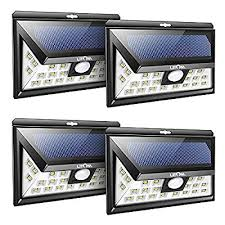 capstone wireless motion sensor light 2 pk ltiom solar lights outdoor wireless 24 led motion sensor solar