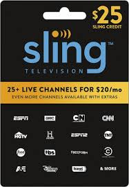 sle report card this is sling tv 25 gift card sling 25 best buy