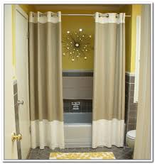 bathroom shower curtain decorating ideas decorating ideas for bathroom shower curtains house decor picture