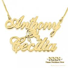 Name Neclace Name Necklace Now