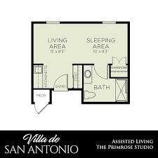 living options u2013 villa de san antonio senior living