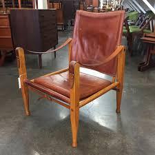 mcm furniture mcm furniture design history the safari chair s military roots core77